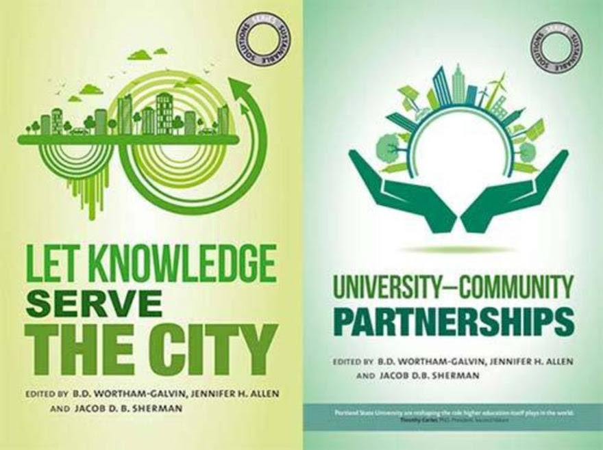 Let Knowledge Serve the City Published